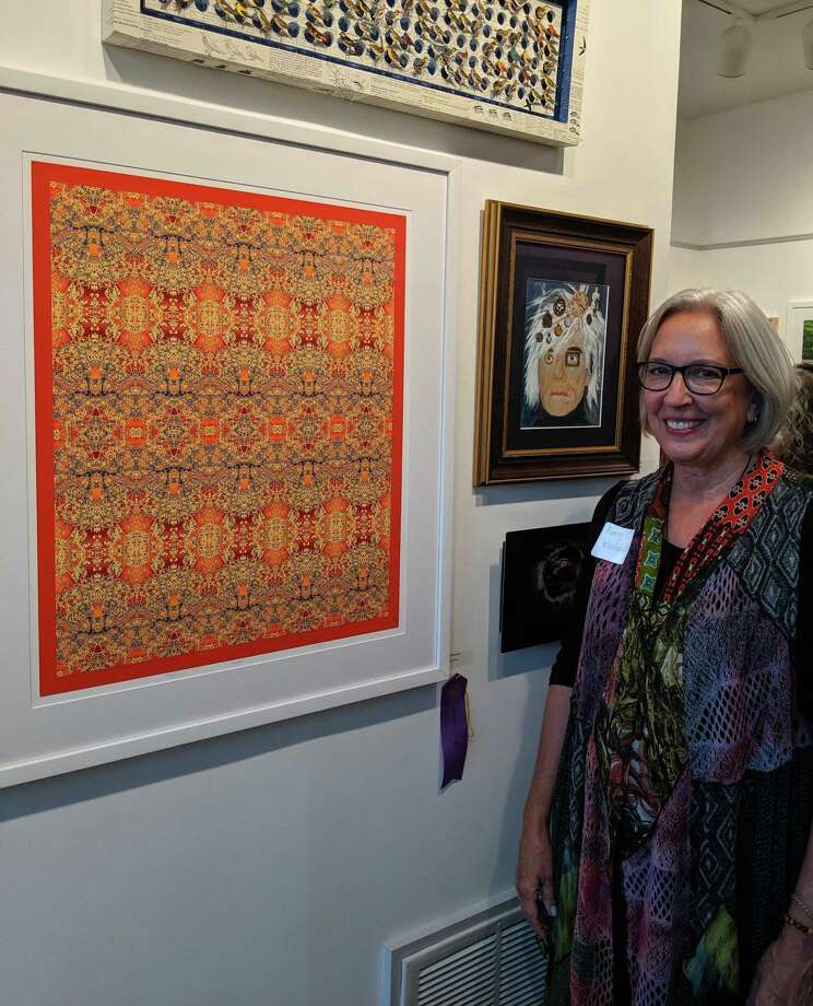 Nancy Woodward won best in show with her digital photograph Wishes at the Rowayton Arts Center on Oct. 13. Photo: Contributed Photo / Rowayton Arts Center / Wilton Bulletin Contributed