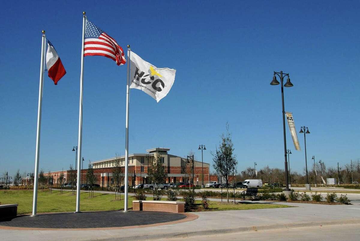 Houston Community College's Missouri City campus.