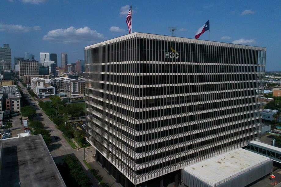 The Houston Community College HCC Main building in midtown. Photo: Mark Mulligan, Staff / Houston Chronicle / © 2018 Mark Mulligan Houston Chronicle
