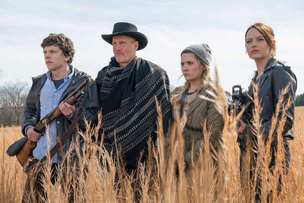 """""""Zombieland: Double Tap"""" (Columbia Pictures/TNS)"""