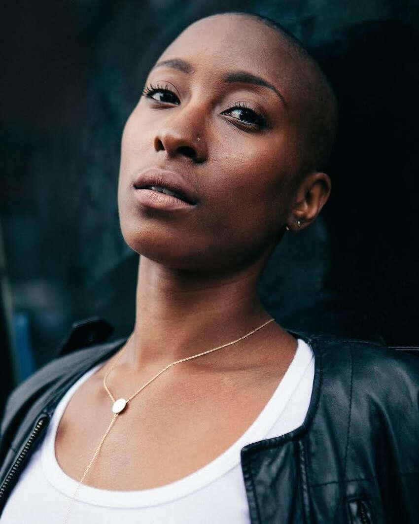 Jade Solomon Curtis, photo by Erik Carter