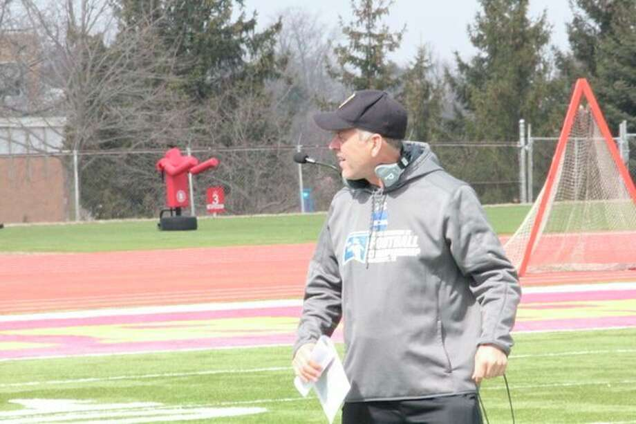 Tony Annese has coached Ferris to an undefeated season so far. (Pioneer file photo)