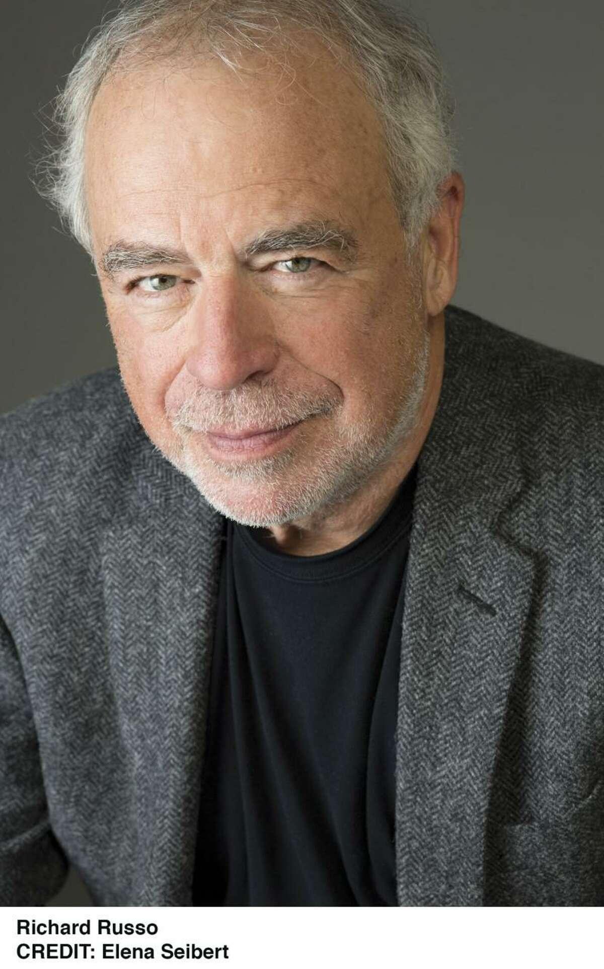 Author Richard Russo's