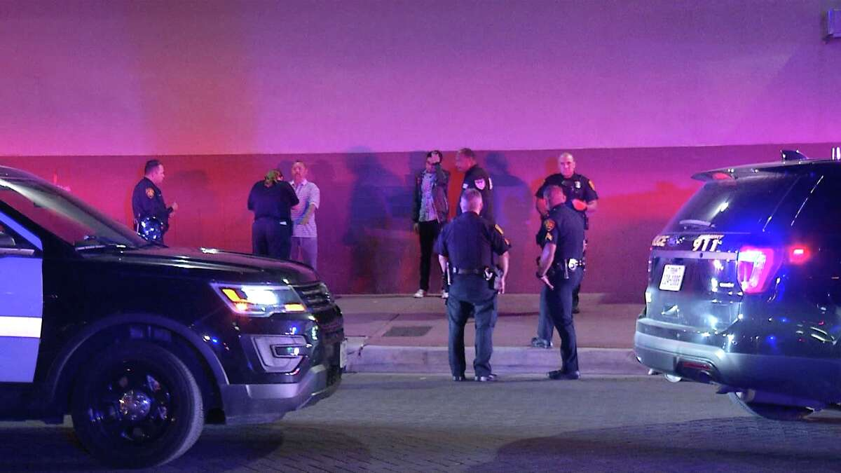 SAPD responded to a cutting at a downtown bus station.