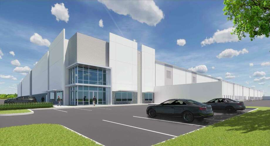 Dallas-based Hunt Southwest Real Estate Development plans to develop 59 Logistics Center, a 509,600-square-foot building at 17440 U.S. 59 in Humble. Photo: Hunt Southwest Real Estate Development