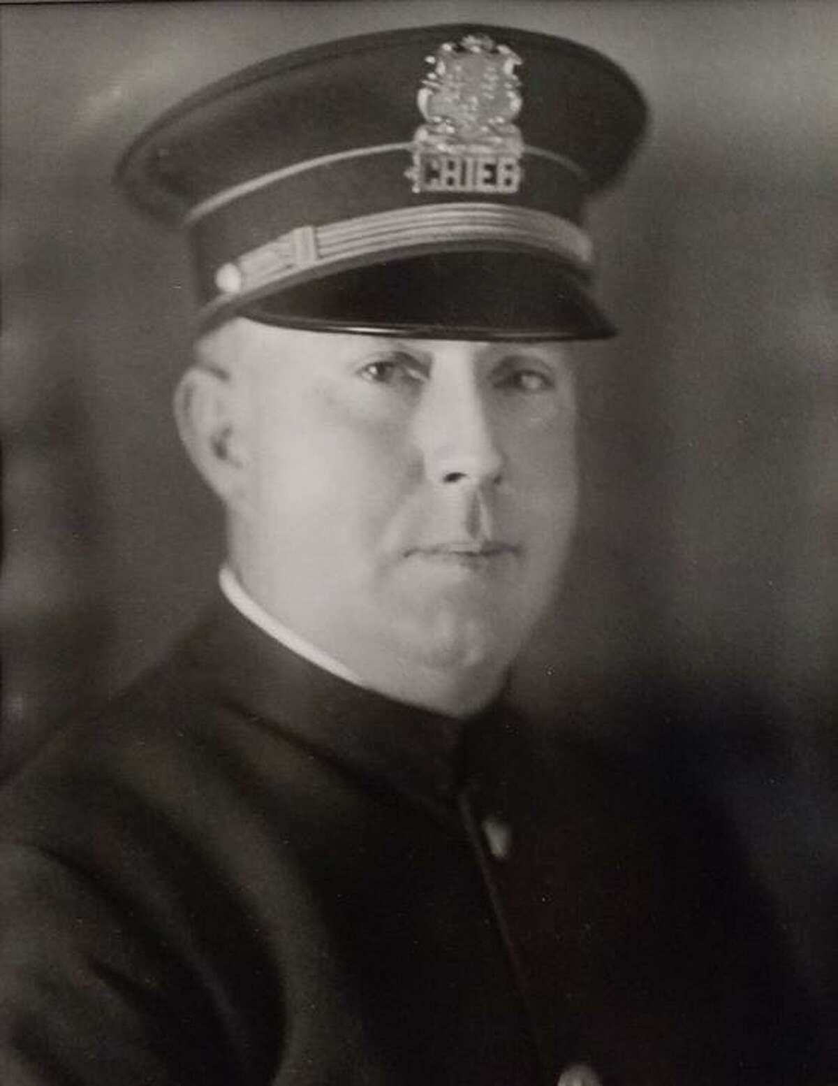 Derby Police Chief Daniel T. O'Dell had a miraculous escape from a bullet while serving the Police Department in 1911.