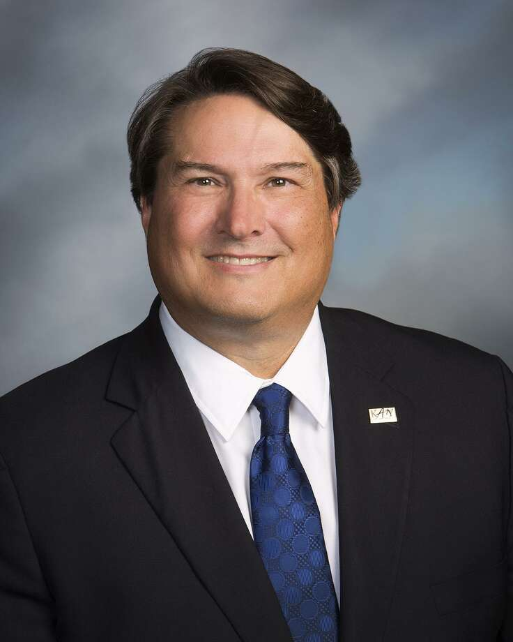 Position 5 Trustee Bill Lacy has drawn an opponent in the May 2 Katy Independent School District school board election. Photo: Courtesy Photo