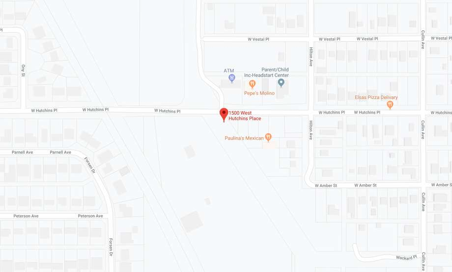 One man is dead after an early morning industrial accident on the South Side. The map shows the approximate location of the incident. Photo: Google Maps