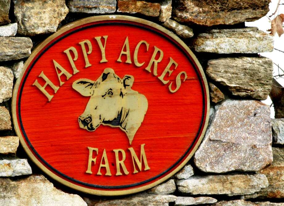 Happy Acres Farm in Sherman on March 3, 2007 Photo: Norm Cummings / The News-Times