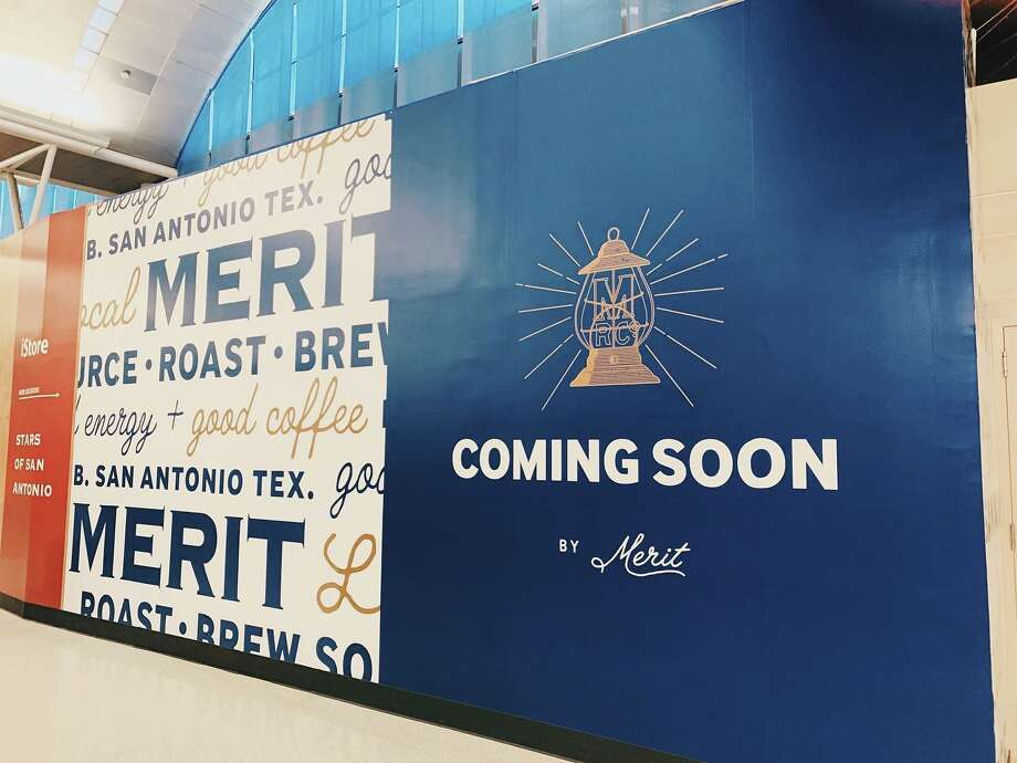 Merit Coffee is coming soon to the San Antonio International Airport. Photo: Merit Coffee