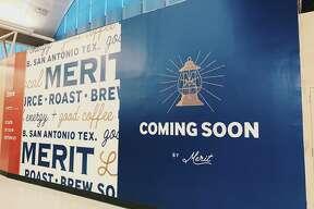 Merit Coffee is coming soon to the San Antonio International Airport.
