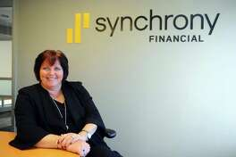 Margaret Keane is CEO and president of Stamford-based Synchrony.
