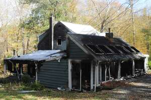 The home at 70 Pumping Station Road in Ridgefield.
