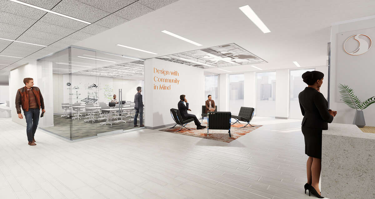 Stantec will move into a new 23,000-square-foot office at One Shell Plaza in November.