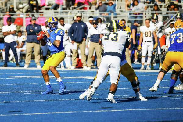 New Haven quarterback Christian Lupoli is set to become first state native to start for Chargers against SCSU since 2012.
