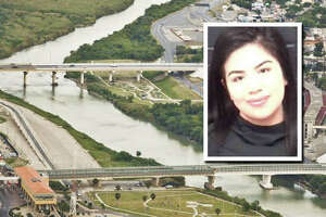 A woman has been arrested for attempting to smuggle a 6-year-old boy through the Juarez-Lincoln International Bridge, federal authorities said.