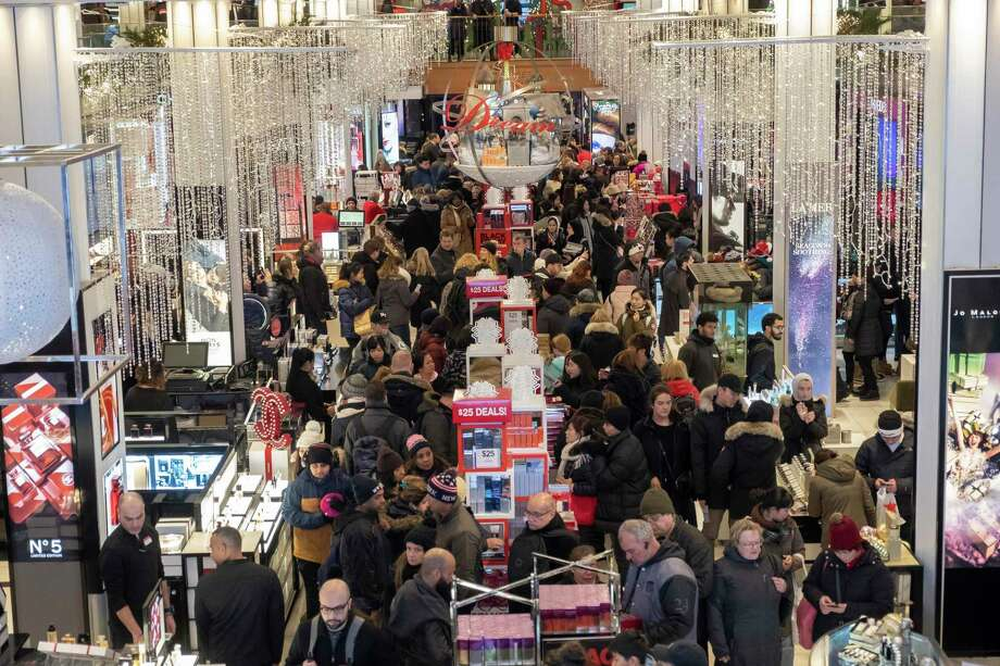 Macy's is hiring approximately 1,700 full-time, part-time, and flexible positions in the Houston and Louisiana area, which includes the Houston, Baton Rouge and New Orleans markets. Photo: Charles Sykes, FRE / AP / AP Images