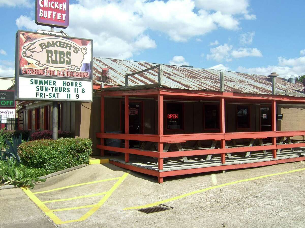 Baker's Ribs is now Roegels Barbecue.
