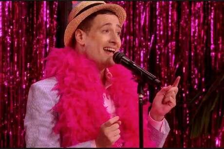 Entertainer Randy Rainbow