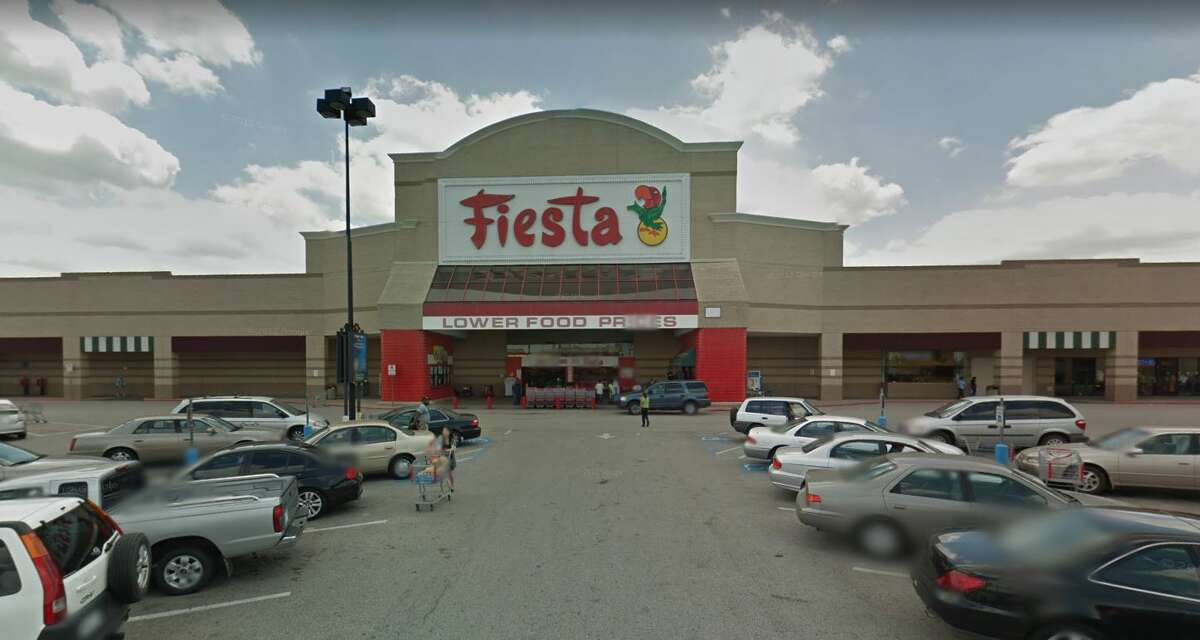 File photo shows a Houston-area Fiesta Mart. A driver was arrested after a crash that injured eight at a Cullen Boulevard Fiesta Mart on Jan. 30, 2021.