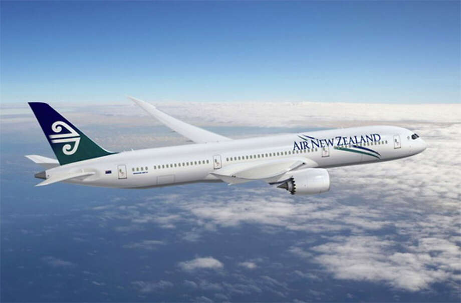 Air New Zealand is putting new extra-legroom seats into the economy cabins of its long-haul Boeing 777s and 787s. Photo: Air New Zealand
