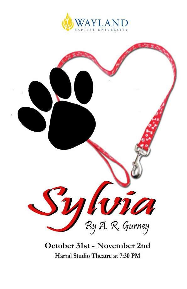 """Sylvia"" poster Photo: Courtesy Photo"