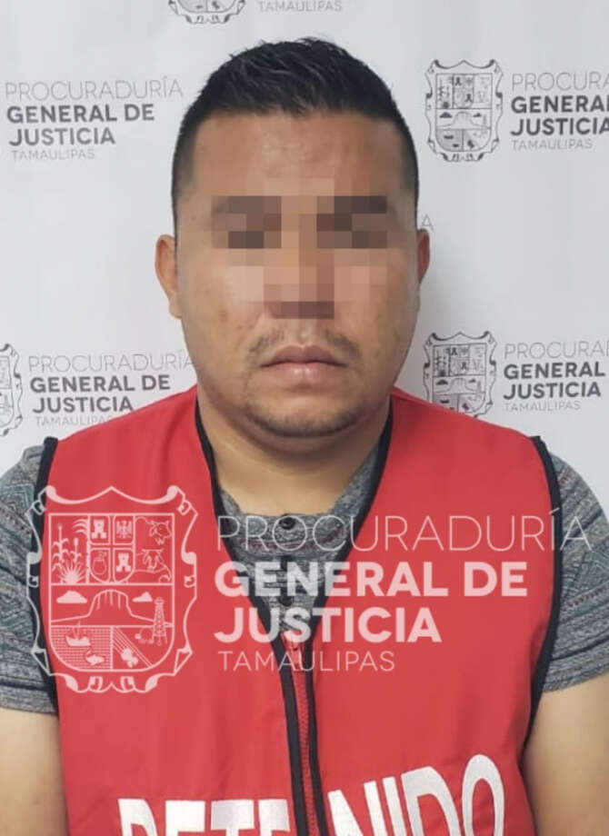 Sergio Práxedis is accused of sexually assaulting a child. Photo: Courtesy
