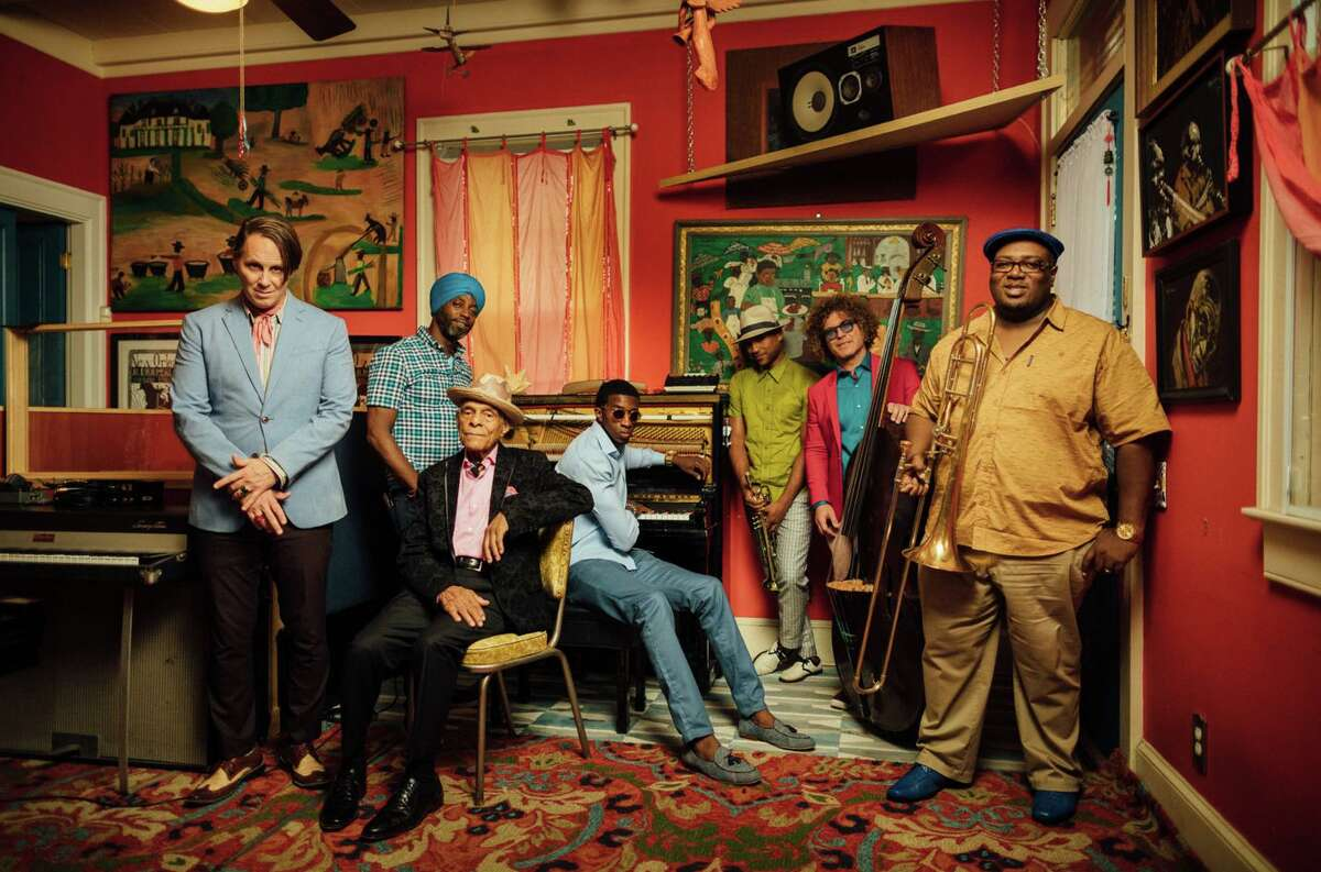 Preservation Hall Jazz Band of New Orleans will appear at an October 21 assembly at Bridgeport's Harding High School.