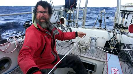May 23, 2019 Noon Position: 36 30N 59 08W- Randall Reeves navigates shifting windpatterns a thousand or so miles north ofBermuda.