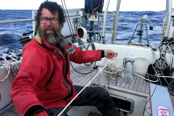 One year alone at sea: Solo sailor returns to the Bay Area