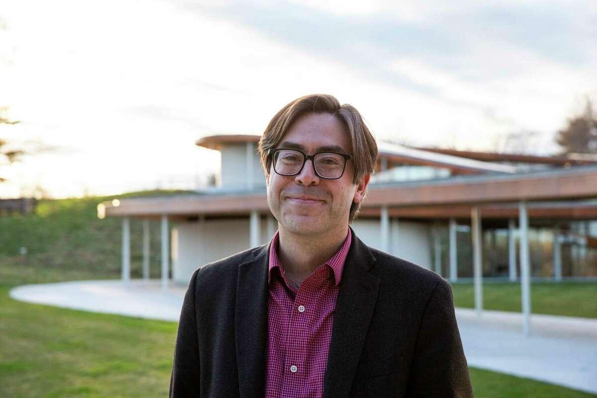 Matthew Croasman, Faith Initiative Director at Grace Farms Foundation in New Canaan