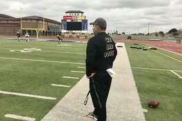 United South offensive coordinator Edwin Garcia was named the Assistant Coach of the Week in Texas.