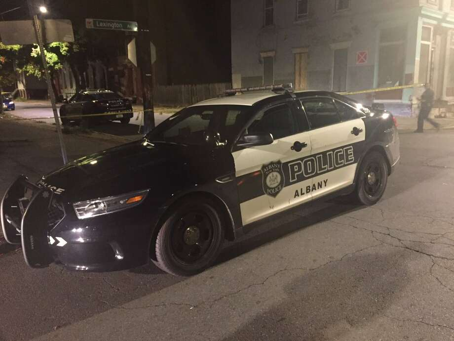 A 26-year-old man was killed on Oct. 18, 2019, near the intersection of First Street and Lexington Avenue in Albany, N.Y., city police spokesman Officer Steve Smith said. His death is being investigated as a homicide. Photo: Albany Police
