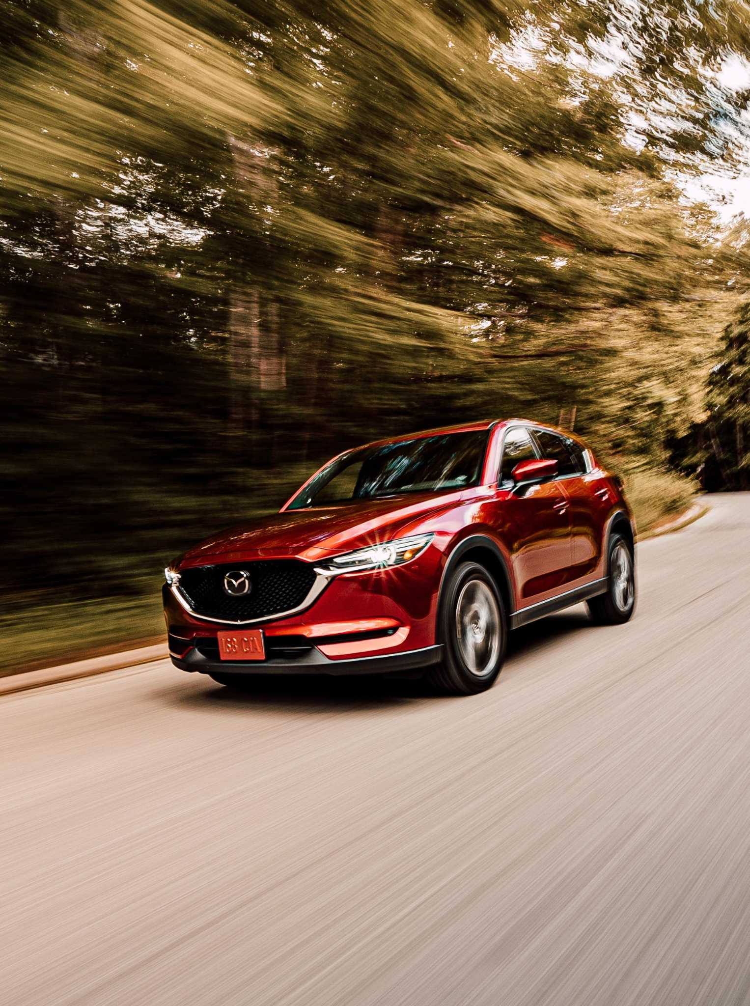 Mazda's long-promised Skyactiv-D hits our shores in CX-5