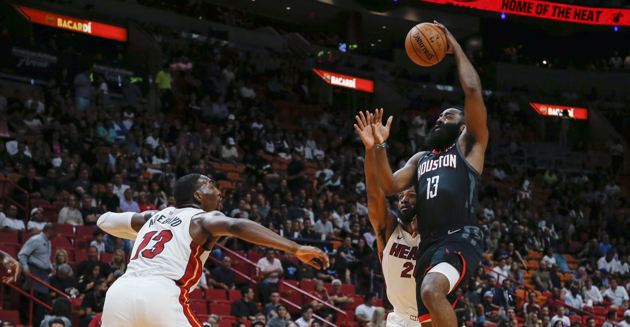 Rockets wrap preseason with win over Heat