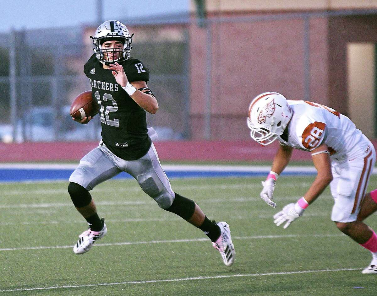 Efrain Hernandez and United South won their first-ever outright district title Friday.