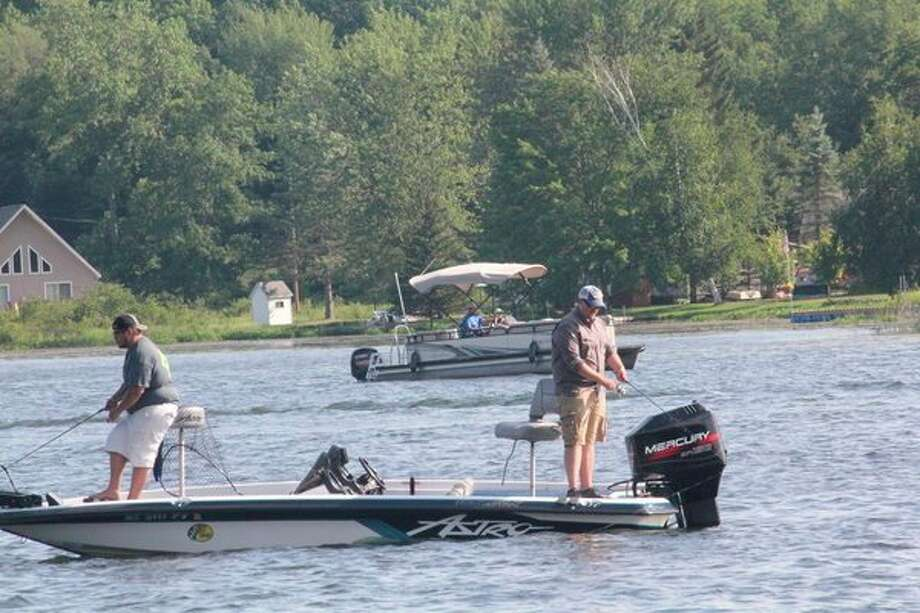 It will be a challenging weekend for anglers. (Pioneer file photo)
