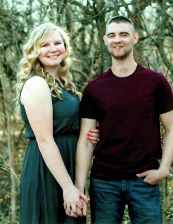 Tori Simpson and Zach Reid