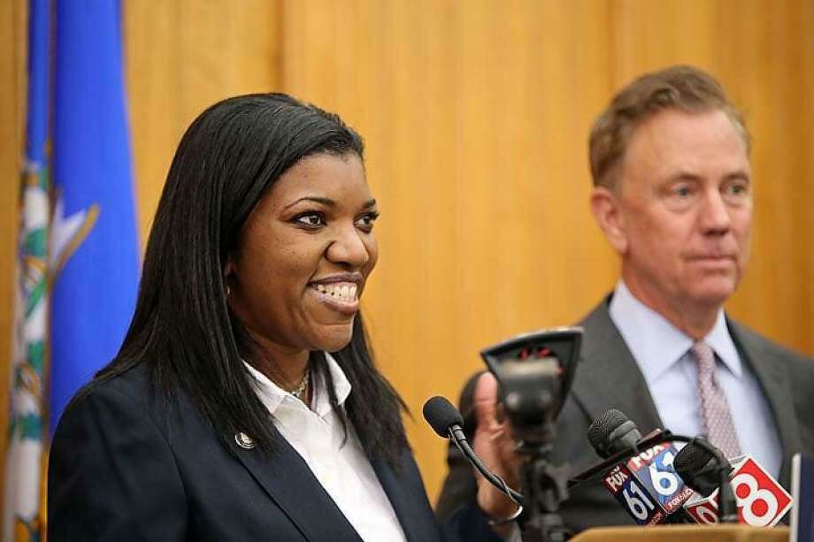 Vannessa Dorante, the new commissioner of the state Department of Children and Families Photo: Christine Stuart / CTNewsJunkie.com