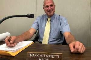 Mark Lauretti is seeking his 15th consecutive term as Shelton mayor.