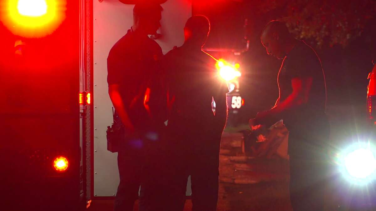 A suspect who broke into a North Houston home was shot multiple times by the homeowner, Houston police said.
