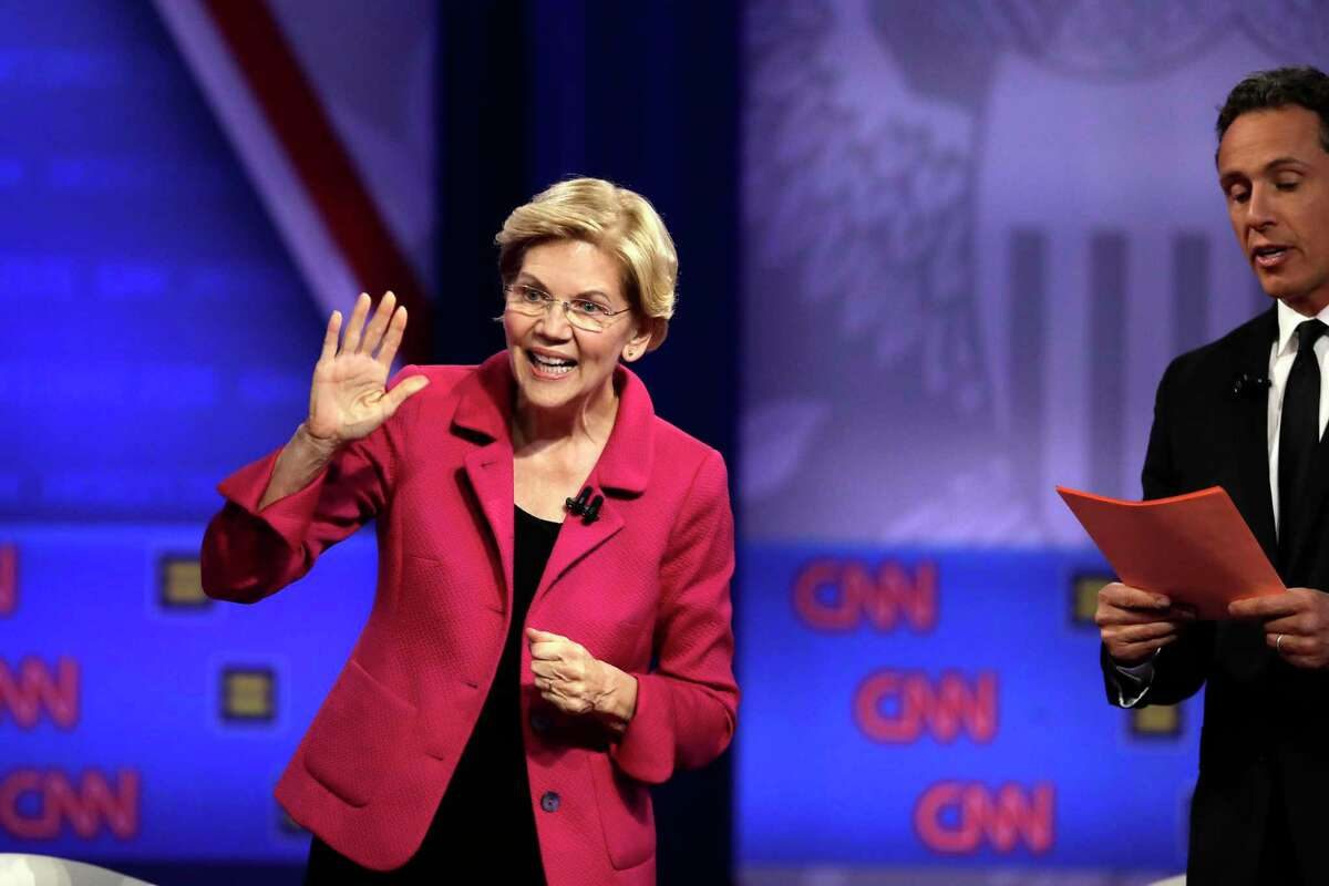 Warren was the leader in ZIP codes 77091 and 77583, narrowly beating other Democratic candidates, such as O'Rourke and Sanders.