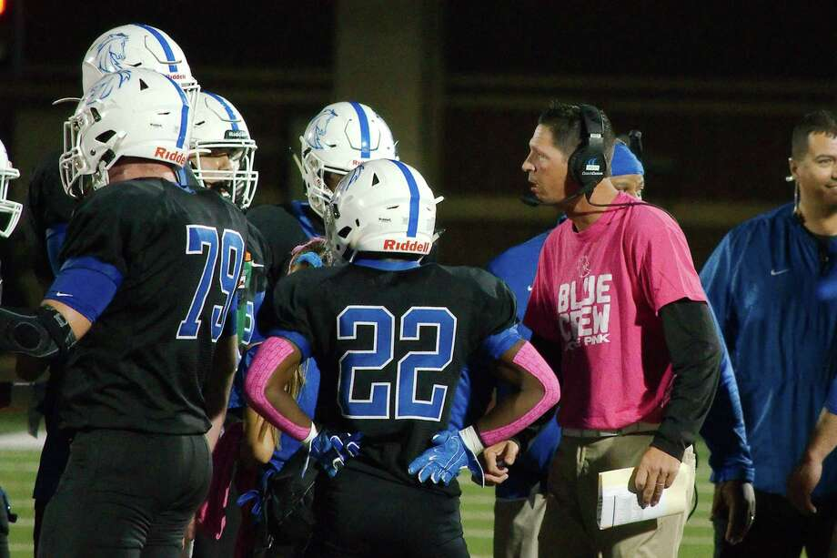 Clear Springs travels to Pearland to take on Dawson in a Class 6A bi-district football playoff game Friday night at 7 p.m. Photo: Kirk Sides / Staff Photographer / © 2019 Kirk Sides / Houston Chronicle