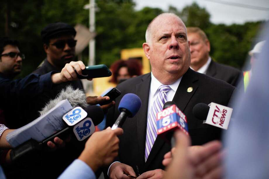 Could deep-blue Maryland elect Republican Larry Hogan to the U.S. Senate?