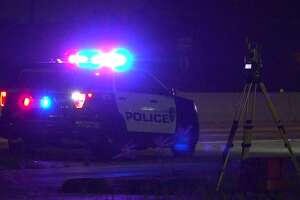 A man died early Saturday morning after a motorcycle crash, according to the Houston Police Department.