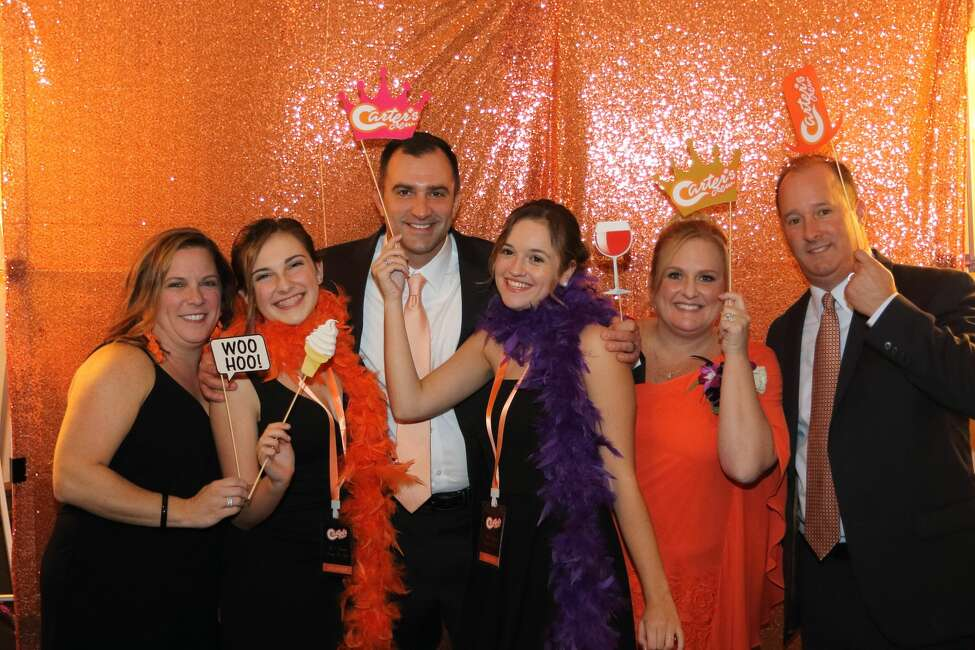 Were you Seen at the Carter's Crew 5th Annual Orange Tie Gala, a benefit dedicated to celebrating, supporting and enhancing the lives of individuals and their families affected by autism, at the Italian American Center in Albany, October 18, 2019?