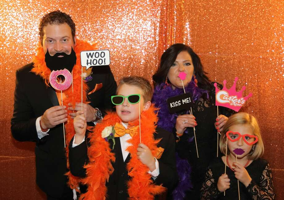 Were you Seen at the Carter's Crew 5th Annual Orange Tie Gala, a benefit dedicated to celebrating, supporting and enhancing the lives of individuals and their families affected by autism, at the Italian American Center in Albany, October 18, 2019? Photo: Gary McPherson - McPherson Photography