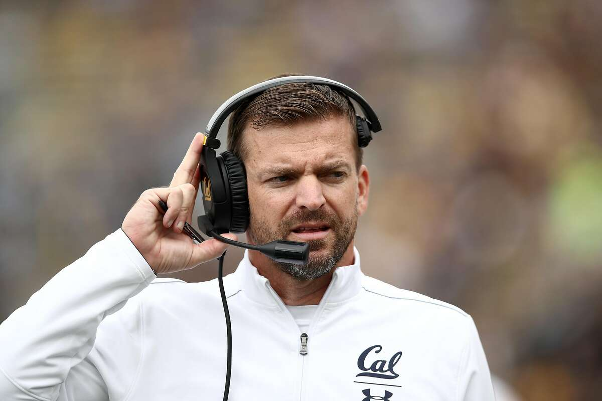 """Cal football coach Justin Wilcox said earlier this week: """"The part we're having a hard time understanding is the process that led us to this point."""""""