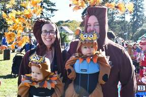 The Great Pumpkin Festival was held at Boothe Memorial Park in Stratford on October 19, 2019. Festival goers enjoyed a children's costume parade, music, games, crafts, face painting, refreshments, a pie baking contest, a scarecrow contest, horse-drawn hayrides and more. Were you SEEN?