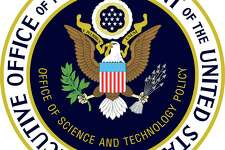 Seal of the Office of Science and Technology Policy.